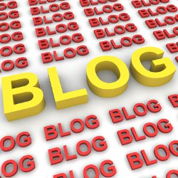 Blog Stands Out